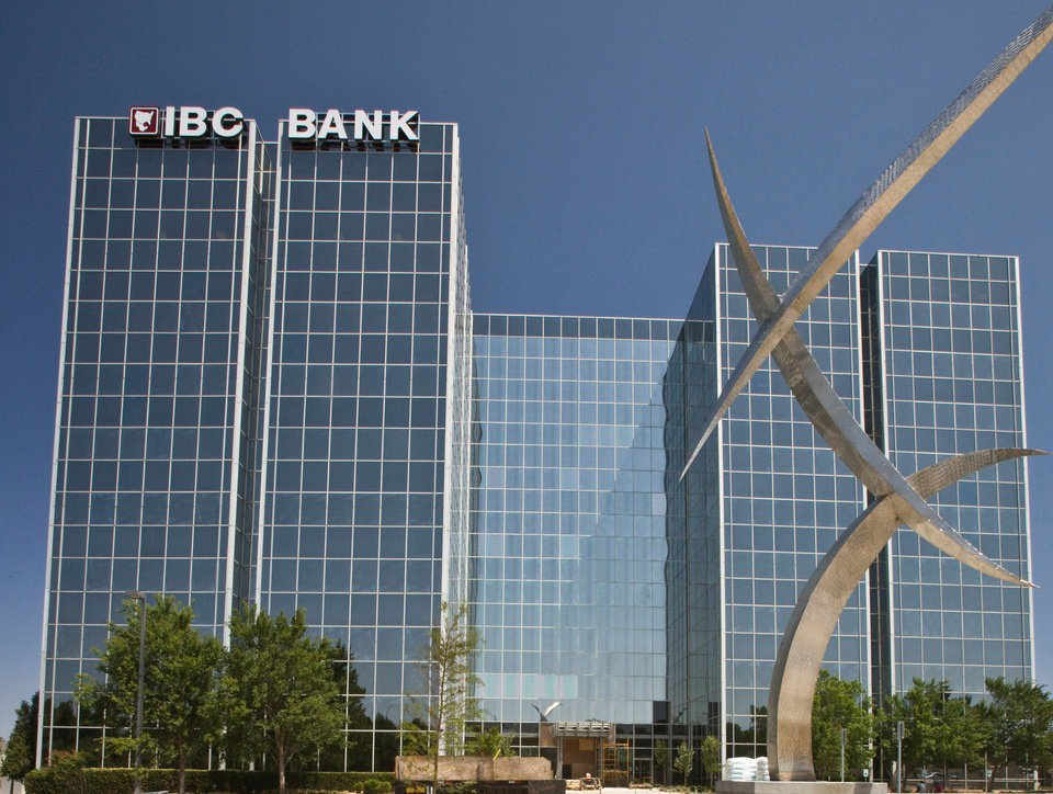 IBC Bank-Oklahoma headquarters, 3817 Northwest Expressway. <strong> - PROVIDED</strong>