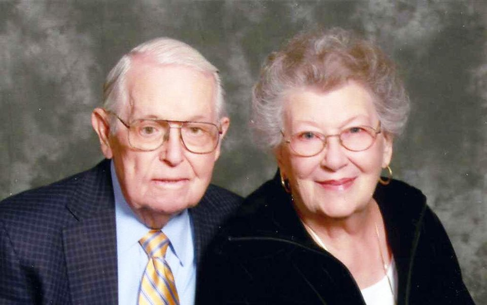 John and Glendell Norman, of Edmond, were married May 5, 1942, in Mangum.