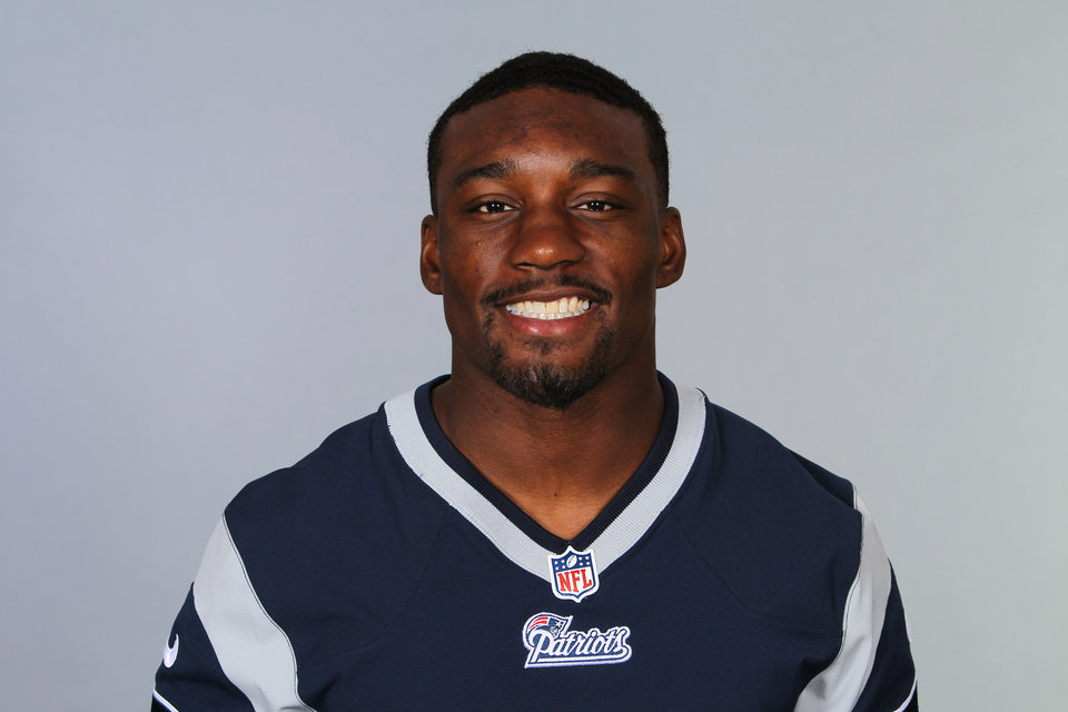 Photo - This is a 2014 photo of Roy Finch of the New England Patriots NFL football team. [AP Photo]