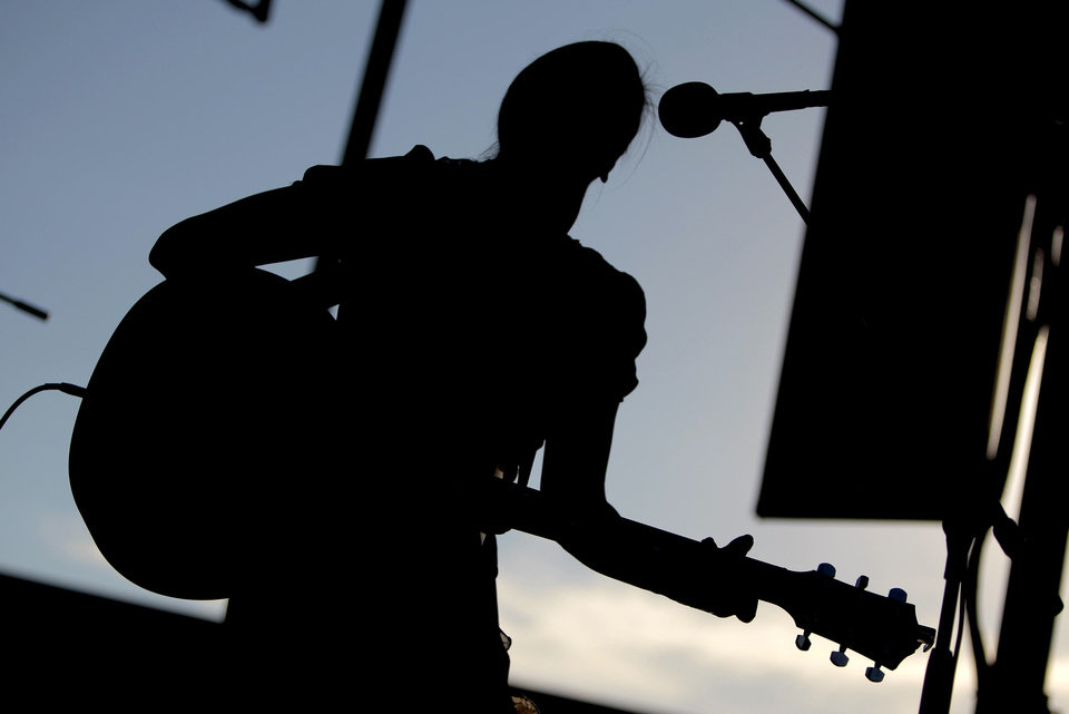Photo - Margo Valiante performs on the opening night of last year's Jazz in June festival. OKLAHOMAN ARCHIVES  BRYAN TERRY