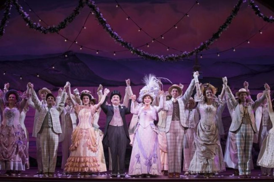 Photo -  The national touring company of