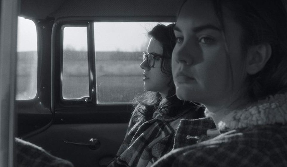 Photo - Liana Liberato and Kara Hayward appear in the film