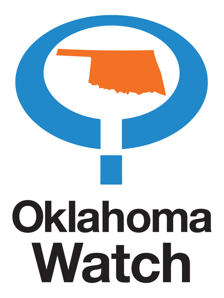 "Photo -  ""Oklahoma Watch is a nonprofit, nonpartisan media organization that produces in-depth and investigative stories on important issues facing the state. For more Oklahoma Watch content, go to oklahomawatch.org."