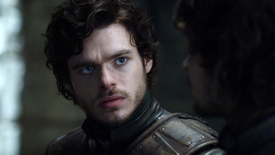 Photo -  Robb Stark, the King of the North.