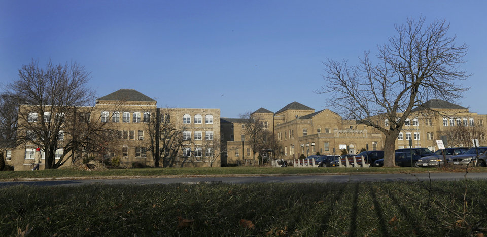 "This Jan. 4, 2013 photo shows the ICL Milestone building at the Creedmoor Psychiatric Center campus in the Queens borough of New York, where some elderly and disabled residents of Bell Harbor Manor, an assisted living facility in Queens, were evacuated to as a result of Superstorm Sandy. The Bell Harbor Manor residents were first sent to an emergency shelter, then to an overcrowded hotel, and finally to this halfway house for the mentally ill. But during that time, many of them have continued to sign over most of their monthly Social Security checks to Bell Harbor Manor to cover room and board, even though they have been flooded out of their rooms since Halloween. Alex Woods, 57, who now finds himself at Creedmoor, wants to know ""Where is this money going?"" (AP Photo/Frank Franklin)"