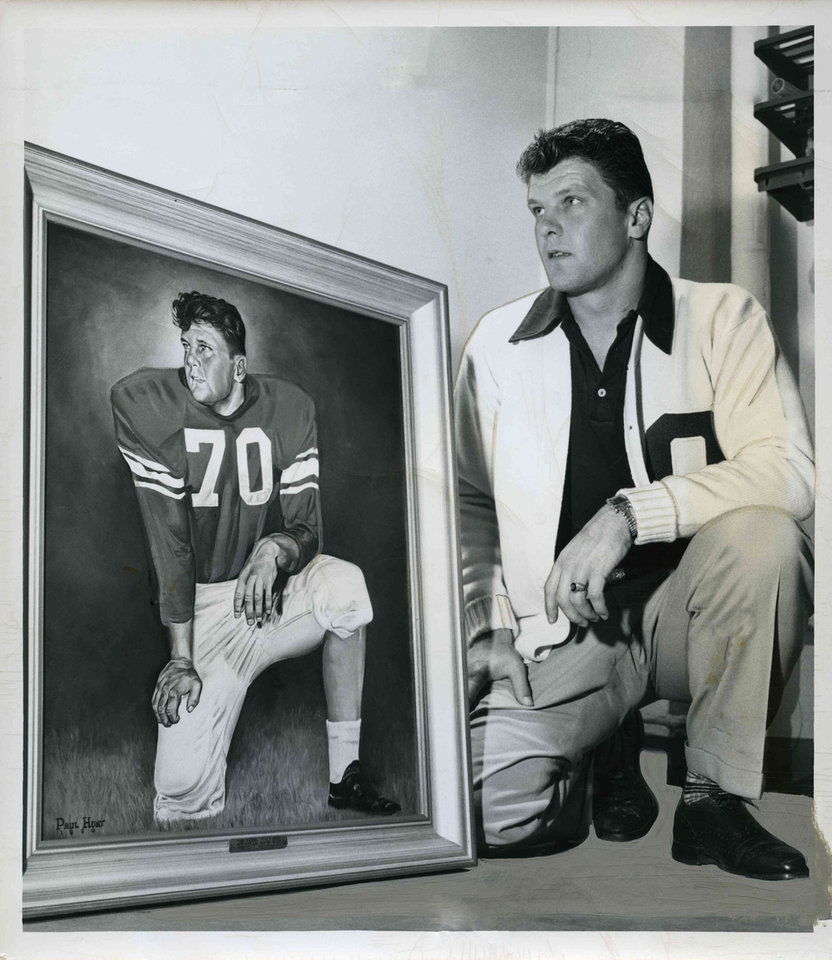 Wade Walker photographed in 1950. OKLAHOMAN ARCHIVES <strong></strong>