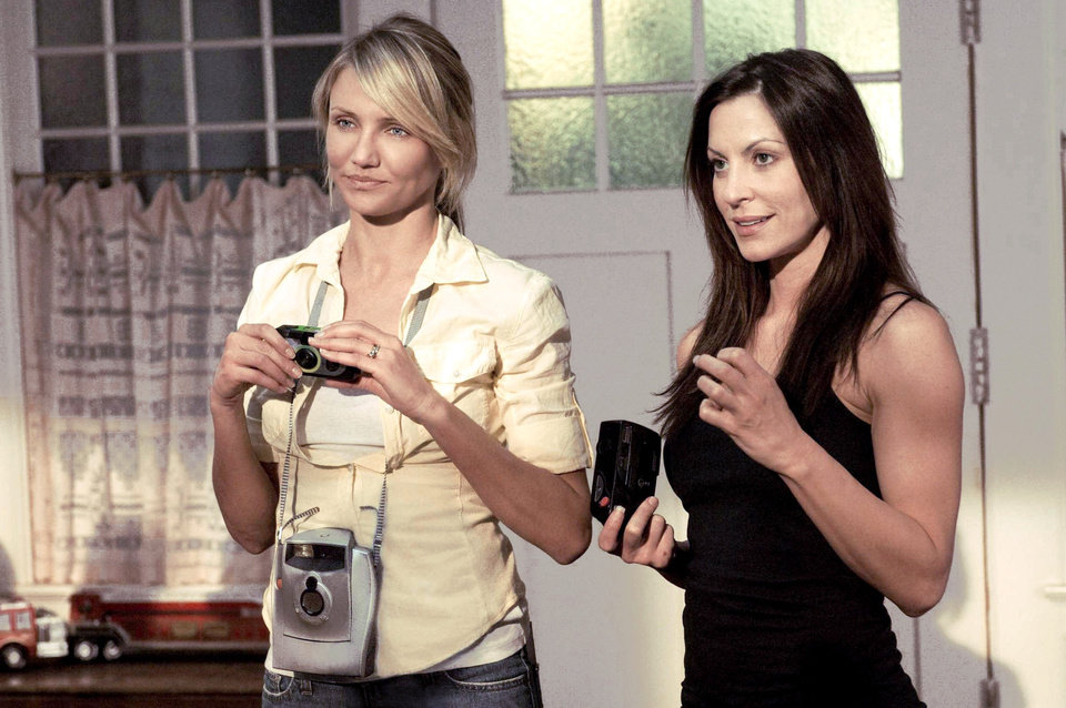 """Photo - Cameron Diaz and Oklahoma native Heather Wahlquist share a scene in """"My Sister's Keeper.""""  Warner Bros. Pictures Photo"""