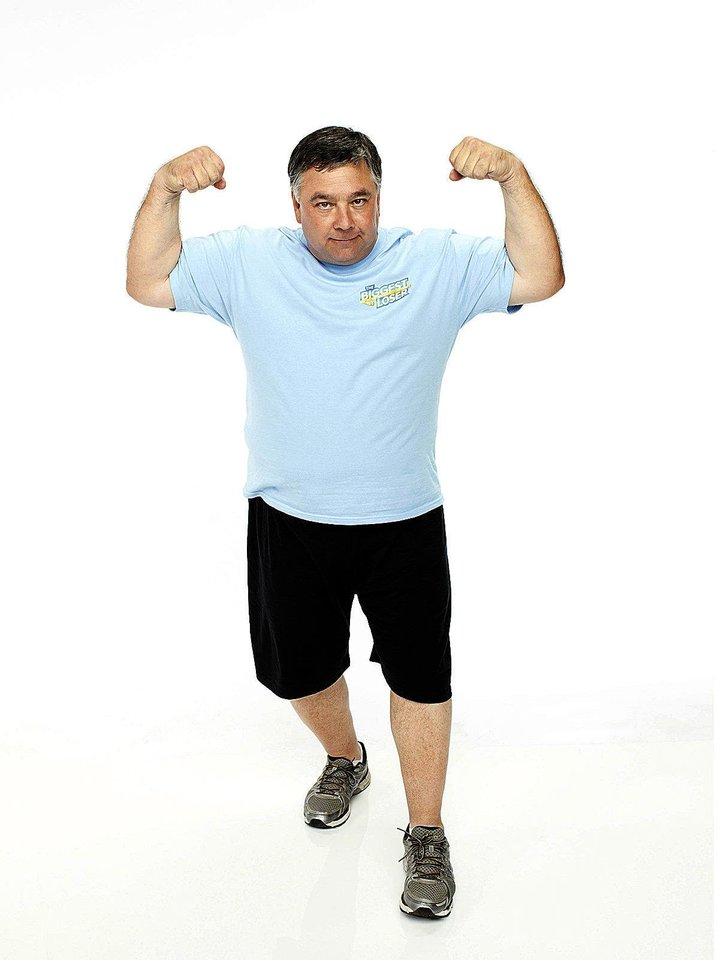 "WEIGHT LOSS COMPETITION REALITY TELEVISION SERIES / TV SHOW: Sapulpa Police Officer David Jones is one of the contestants on season 14 of ""The Biggest Loser"" with two new episodes at 8 p.m. Sunday and 7 p.m. Monday on NBC, channel 2, cable 9._CHRIS HASTON/NBC"