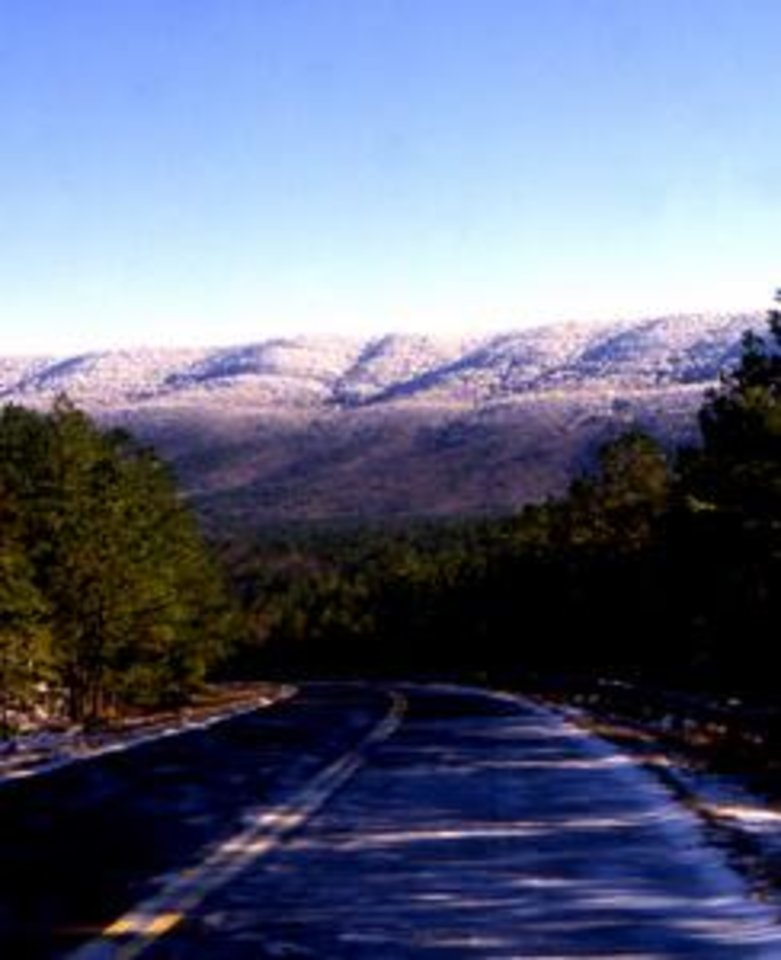Rich Mt, Oklahoma, billtiffee.com/Eden