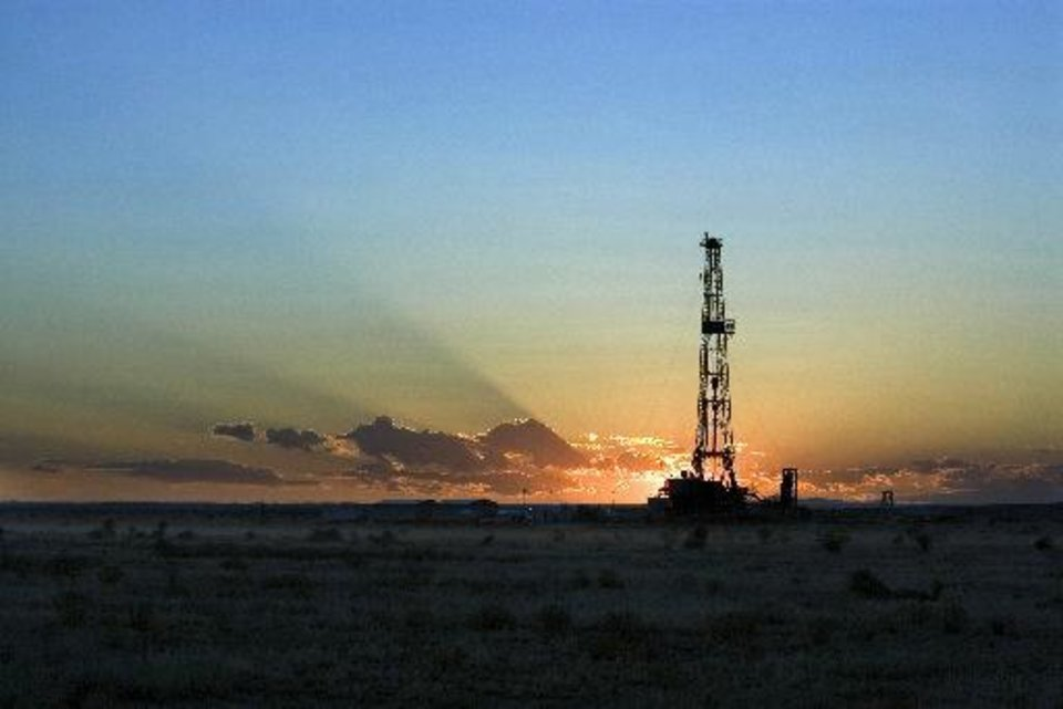 A Devon Energy Corp. in the Permian Basin in New Mexico. <strong> - provided</strong>