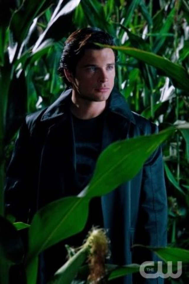 """Photo -  """"Lazarus"""" -- Tom Welling as Clark Kent in SMALLVILLE, on The CW Network.  Photo: Jack Rowand/The CW ©2010 The CW Network, LLC. All Rights Reserved."""