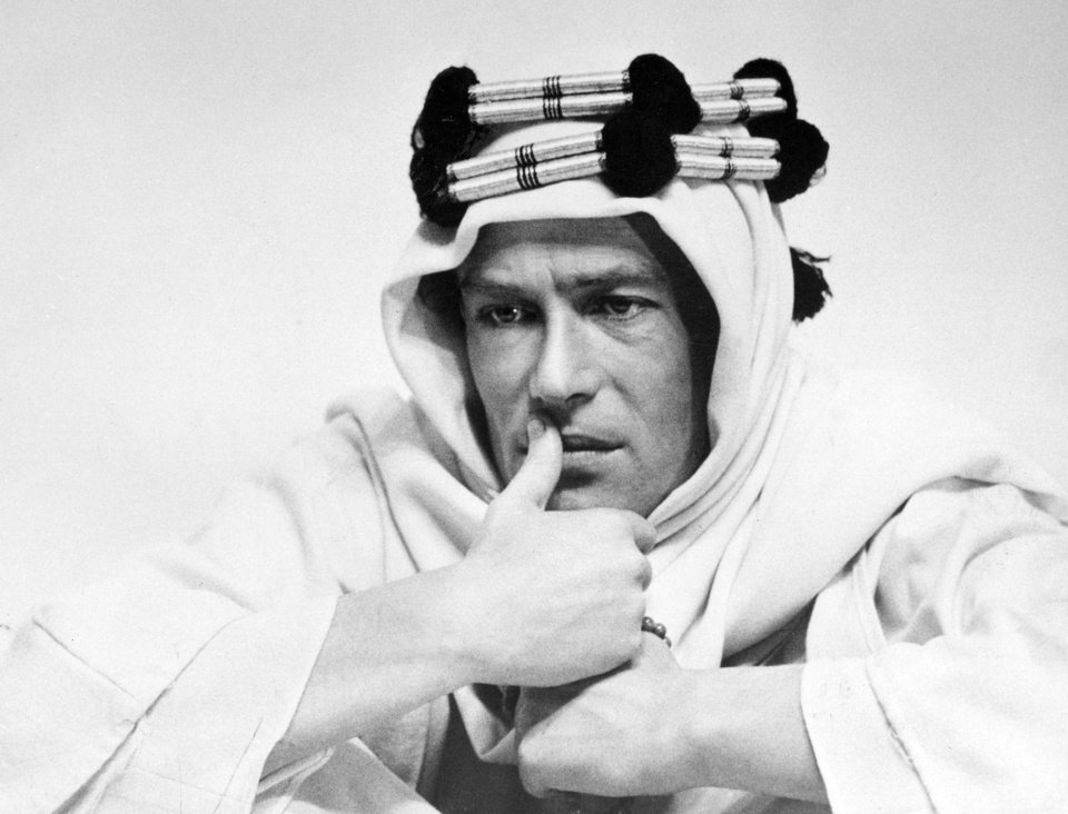 Photo - FILE - In this 1961 file photo, actor Peter O'Toole is shown in the title role in the film