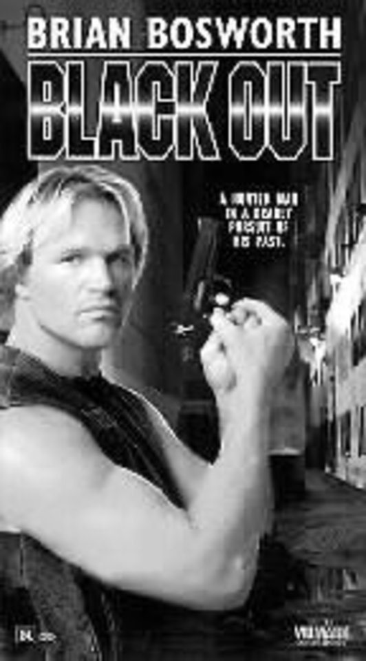 "The cover of Bosworth's movie ""Black Out."" The movie title was eventually changed to ""Midnight Heat."" The made-for-TV movie aired in 1996. Bosworth has appeared in several movies and TV shows including ""Stone Cold,"" ""Three Kings"" and ""The Longest Yard."""