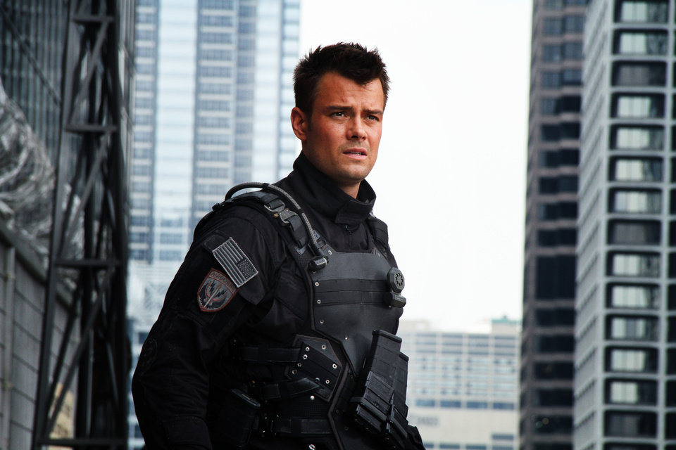 "Josh Duhamel in ""Transformers: Dark of the Moon"""