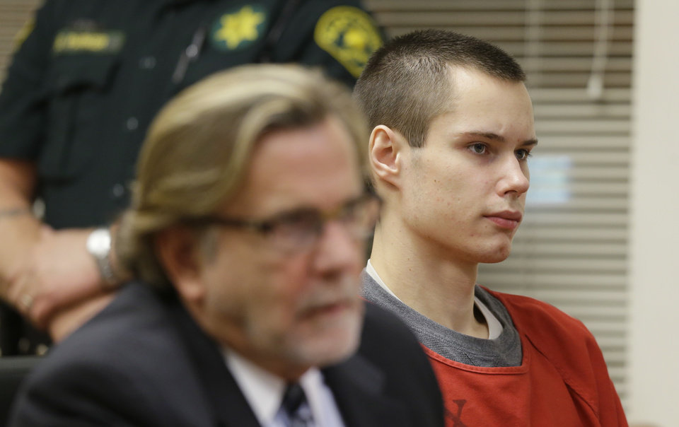 Colton Harris-Moore, right, who is also known as the