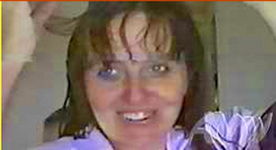 Photo - RANDOLPH FRANKLIN DIAL: Bobbi Parker, screen shot from America's Most Wanted, used with permission, mandatory credit. AMW caption: Bobbi Parker was found unharmed on a chicken ranch in east Texas 10 years after she disappeared. Now, she's been reunited with her husband. According to officials, Bobbi Parker claims to have been held captive by convicted killer, Randolph Dial.