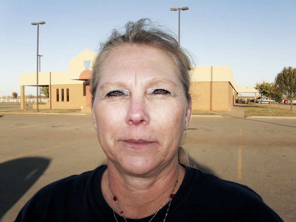 Lois Huddlestone, a former state DHS worker who tried to get help for Ryan Weeks.