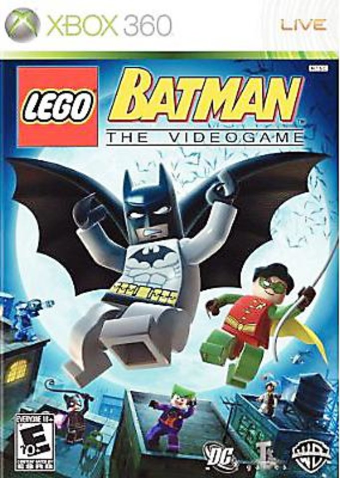 Photo - VIDEO GAMES: Batman and Robin fight supervillains, in LEGO form, in