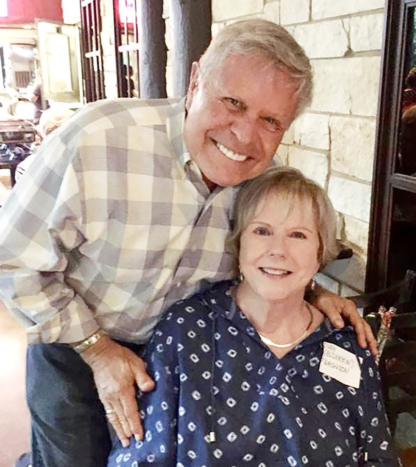 Photo - Curt Harris, Judy Ferguson. PHOTO PROVIDED