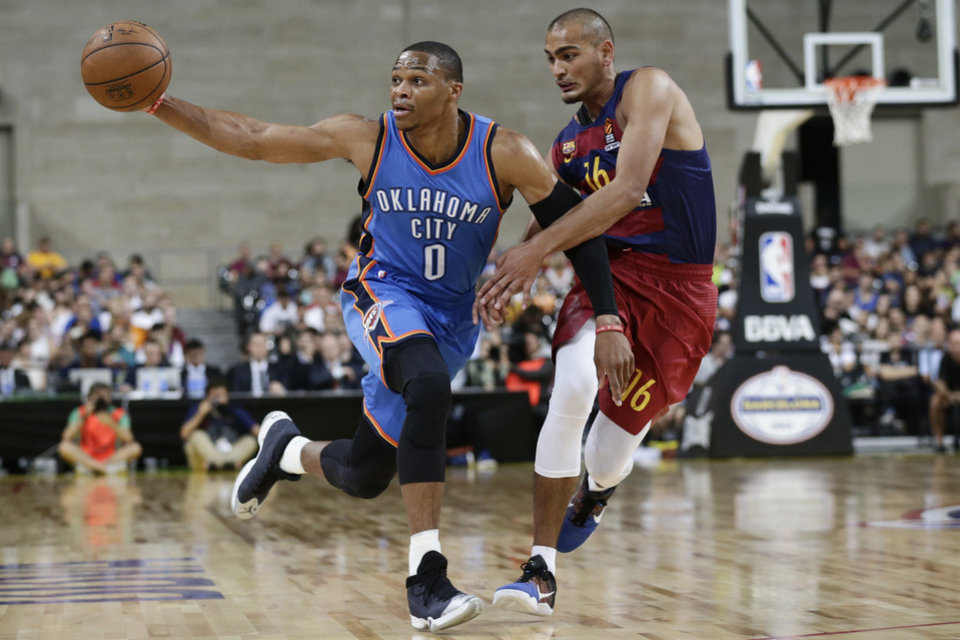 Top Oklahoma City Thunder News, Rumors & Headlines ...