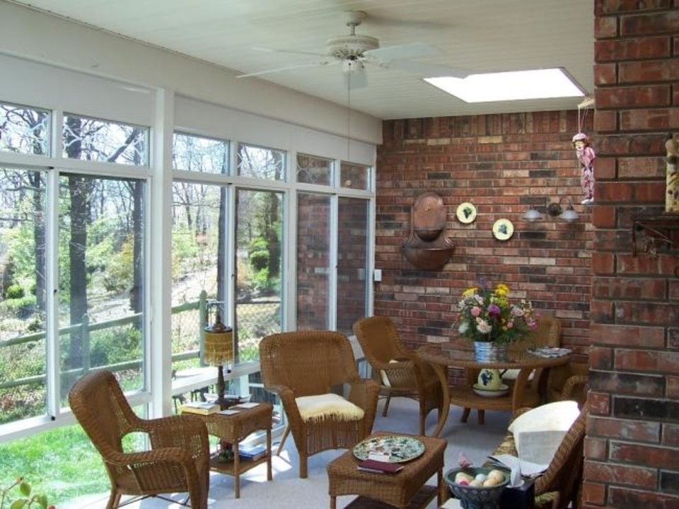 Photo -  Sunroom by Sunrooms & More. [PHOTO PROVIDED]