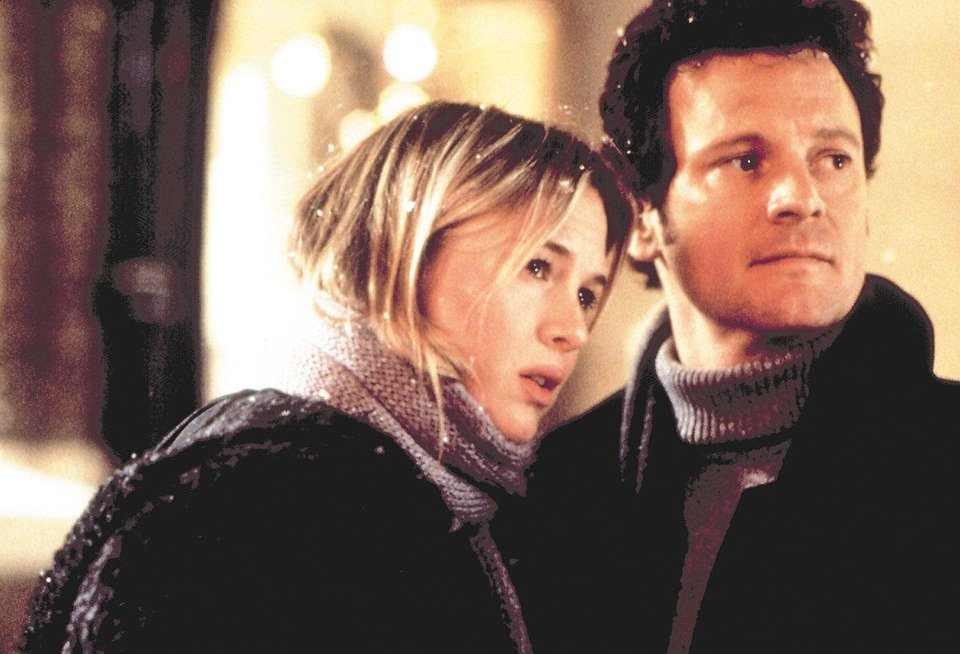Photo - Renee Zellweger, left, and Colin Firth star in the movie