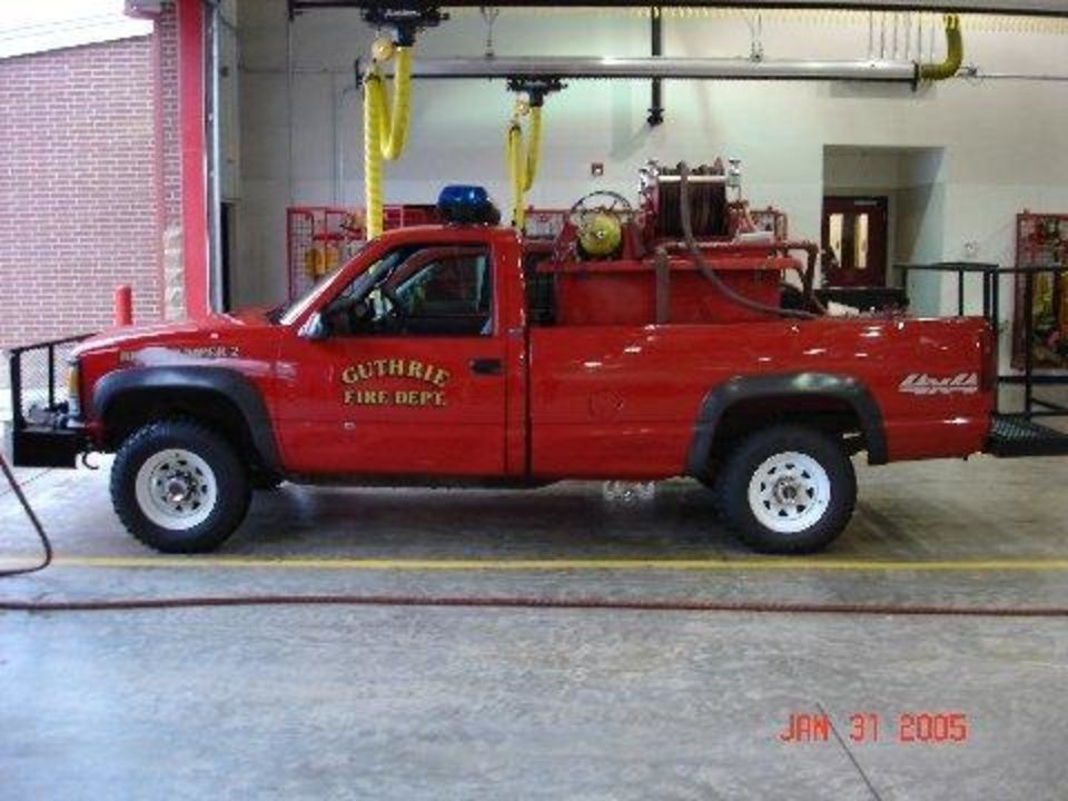 G.F.D. Brush Pumper 2<br/><b>Community Photo By:</b> G.F.D.<br/><b>Submitted By:</b> jimmy, guthrie