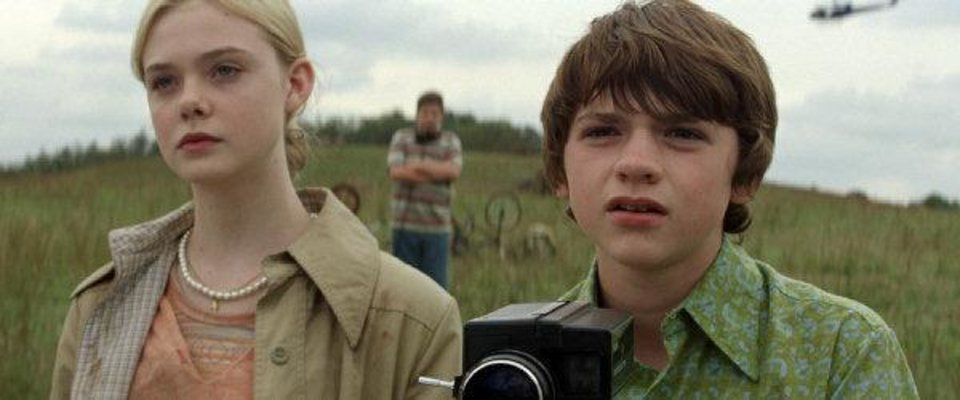 "Elle Fanning plays Alice Dainard and Joel Courtney plays Joe in ""Super 8."" Paramount Pictures photo <strong></strong>"