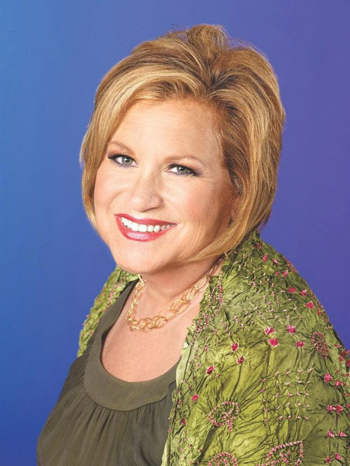 Photo - Sandi Patty. Photo provided.