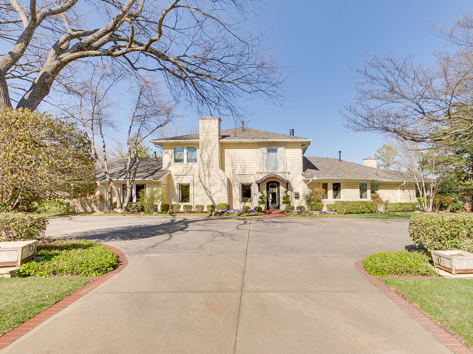 The Listing of the Week, 7200 Waverly Drive in Nichols Hills. photo prOVIDED  <strong></strong>
