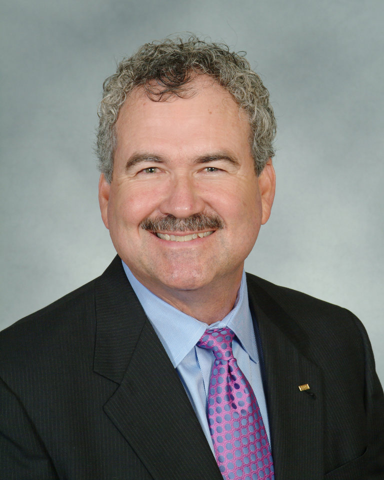Photo - Mike Terry, executive vice president of Oklahoma City-based Diamondback Energy Services LLC, former executive director of the Oklahoma Energy Resources Board, OERB
