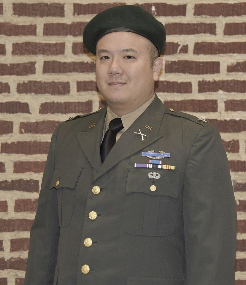 Photo - Andre Chiang stars as Col. Jim Thompson in Painted Sky Opera's production of