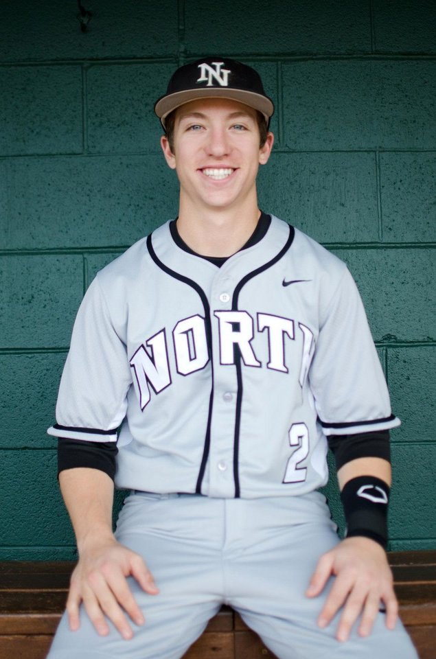 Daniel Herron of Norman North poses for a picture. Photo provided.