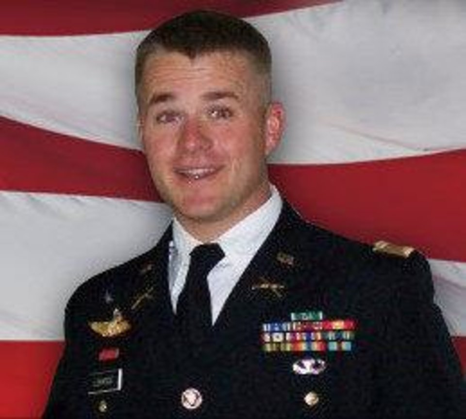 U.S. Army 1st Lt. Clint Lorance <strong> - Photo Provided</strong>