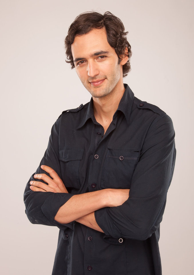 Photo - Jason Silva is host of National Geographic Channel's