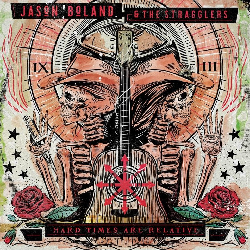 Photo - Red dirt music standard-bearers Jason Boland & The Stragglers will release their ninth studio album