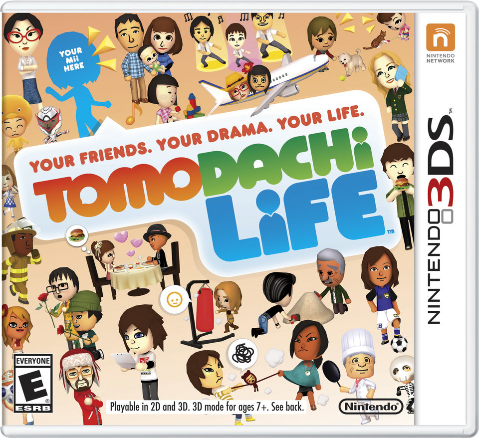 Photo - FILE - This photo provided by Nintendo shows the cover of the video game,