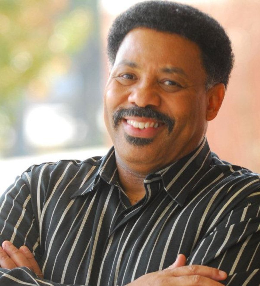 The Rev. Tony Evans Author, radio show host and senior pastor of Oak Cliff Bible Fellowship in Dallas