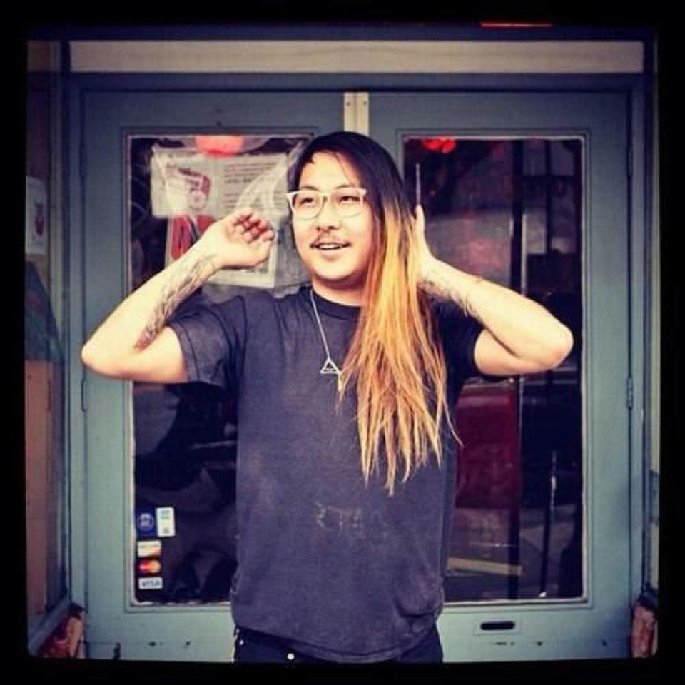 Photo - Danny Bowien, who grew up in Oklahoma City, has made a name for himself as a chef in New York City and San Francisco at Mission Chinese and Mission Burger.   - PROVIDEd
