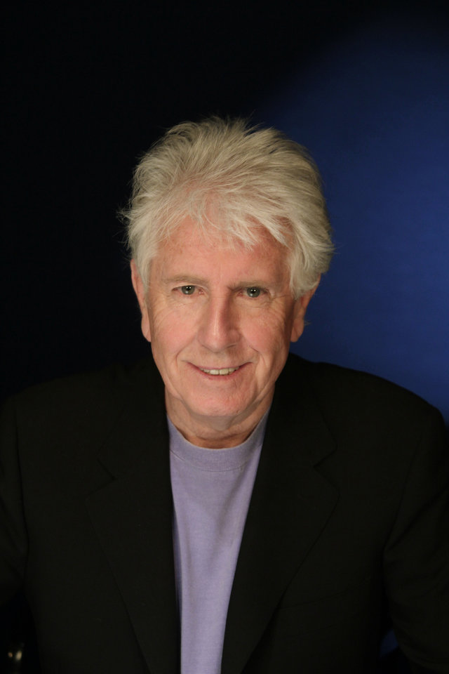 Photo -   This July 25, 2012 photo shows Graham Nash of the group Crosby, Stills, and Nash in New York. The two-time Rock and Roll Hall of Fame inductee is also an avid photographer and collector. In 1990 he sold his collection at Sotheby's, fetching a record $2.4 million dollars. (AP Photo/John Carucci)