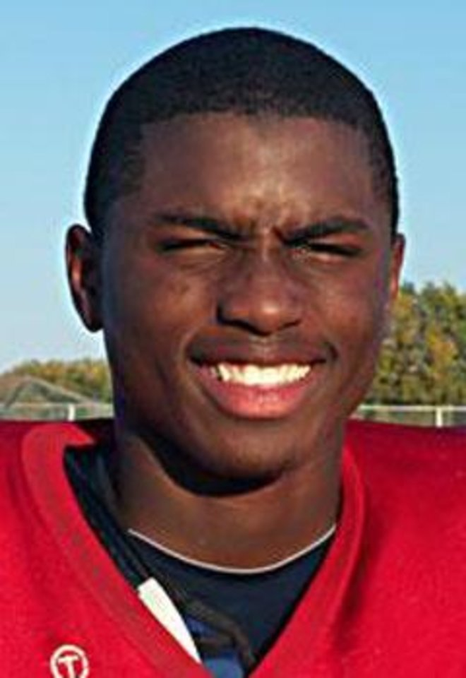 HIGH SCHOOL FOOTBALL: Crete-Monee (Illinois) wide receiver Laquon Treadwell     ORG XMIT: 1301162232367196