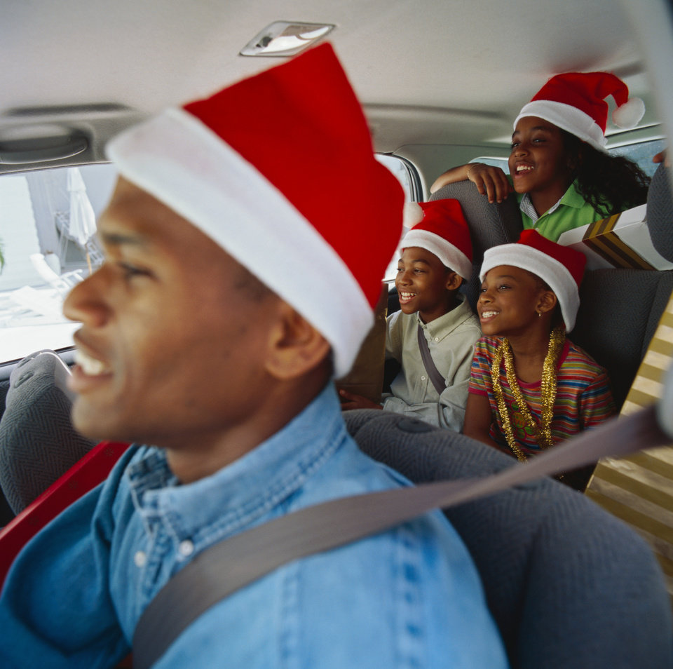 Photo -  Use Kathryn's 3 strategies to keep your holiday travels healthy and well!