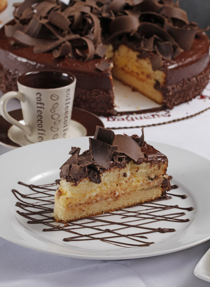 Boston Creme Pie. Photo by Steve Sisney, The Oklahoman