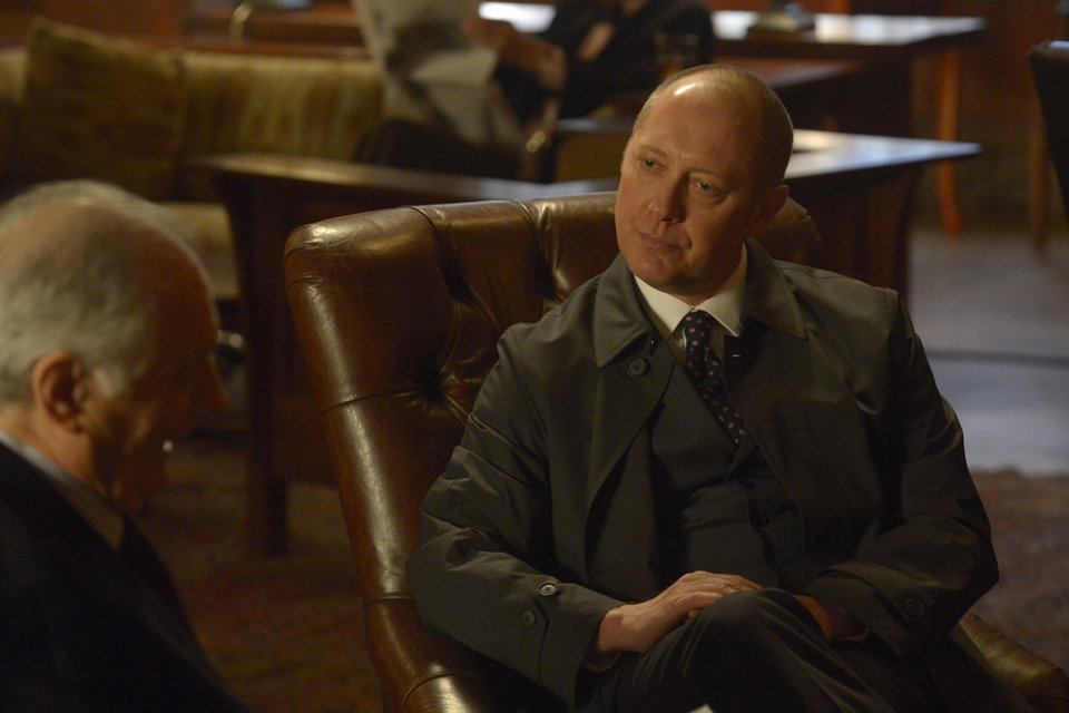 Photo - This image released by NBC shows James Spader as Raymond Reddington in a scene from