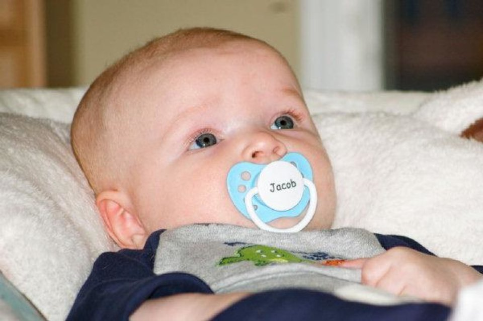 "Jacob ""Jake"" Hedger died in March. He was almost 9 months old. Photo provided"