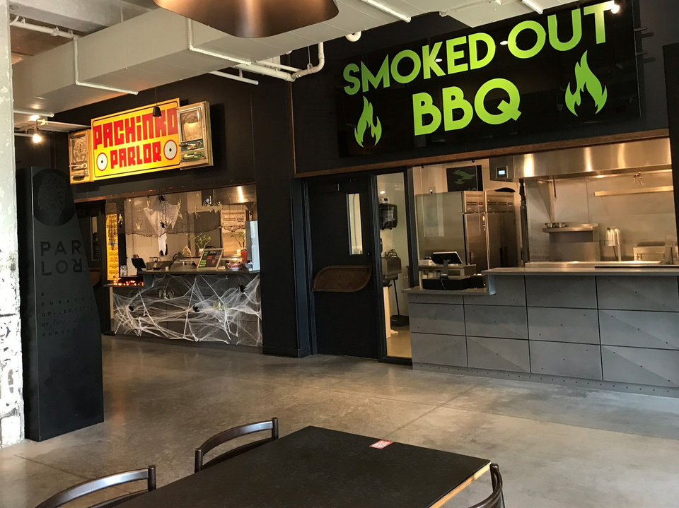 Photo - Smoked Out is scheduled for a return to downtown Oklahoma City's Parlor food hall. [Dave Cathey/The Oklahoman]