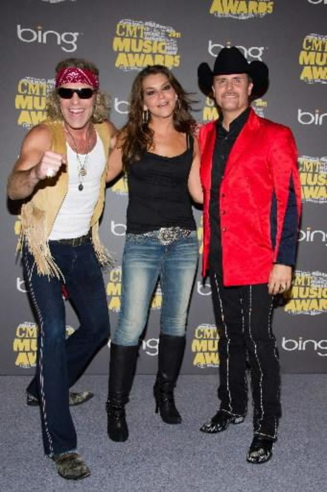 Big & Rich and Gretchen Wilson (AP file)