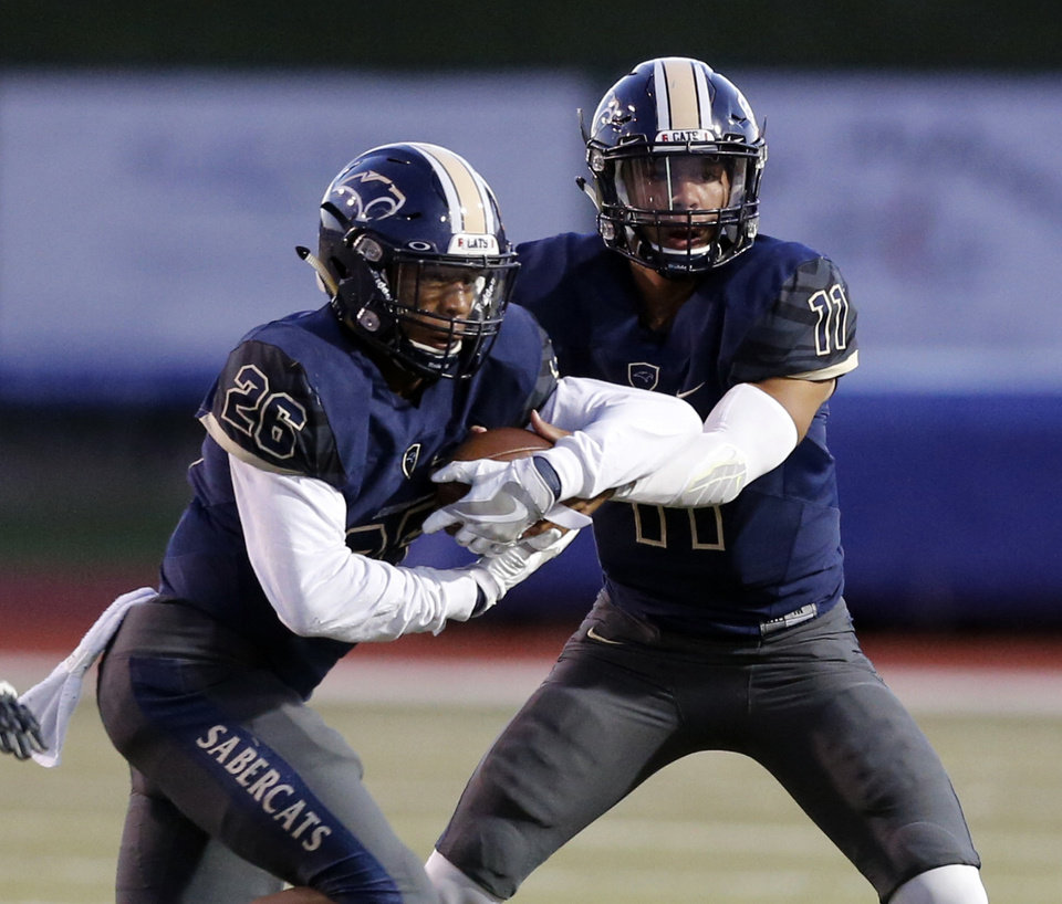 Norman North Plays Southmoore