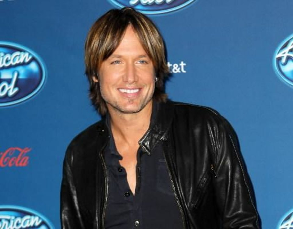 Keith Urban (AP file)