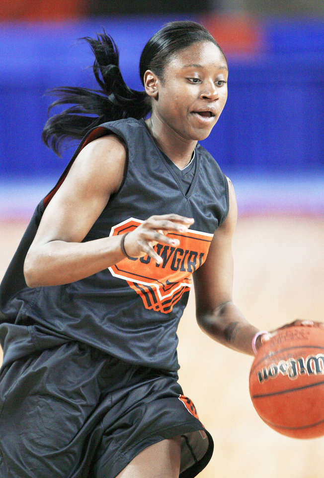 Andrea Riley is the key to Cowgirls' season | News OK